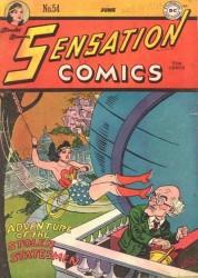 Sensation Comics #54