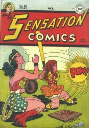 Sensation Comics #58