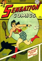 Sensation Comics #61