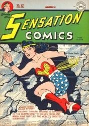 Sensation Comics #63