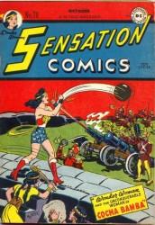Sensation Comics #70