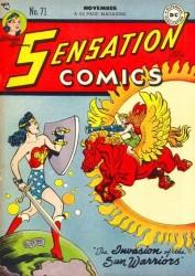Sensation Comics #71