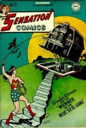 Sensation Comics #72