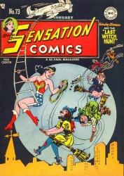 Sensation Comics #73