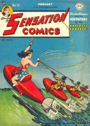 Sensation Comics #74