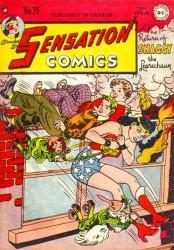 Sensation Comics #75
