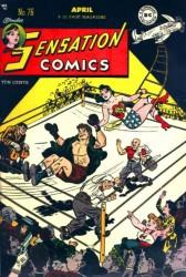 Sensation Comics #76
