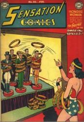 Sensation Comics #86