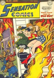 Sensation Comics #87