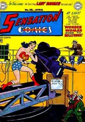 Sensation Comics #88