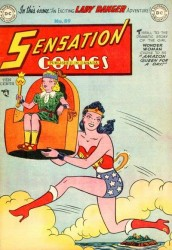 Sensation Comics #89
