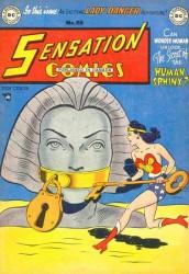 Sensation Comics #90