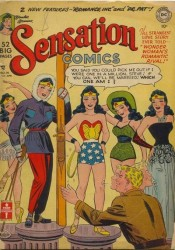 Sensation Comics #96
