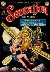 Sensation Comics #101