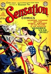 Sensation Comics #103