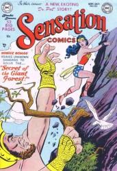 Sensation Comics #105