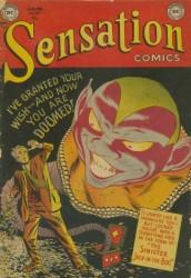 Sensation Comics #107