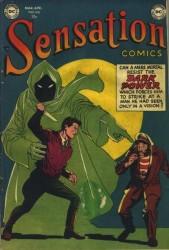 Sensation Comics #108