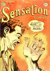Sensation Comics #109
