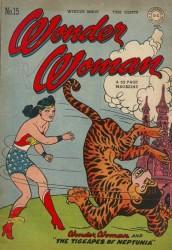 Wonder Woman #15