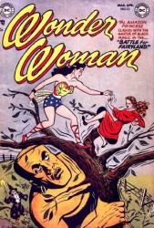 Wonder Woman #52