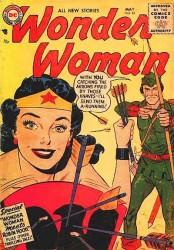 Wonder Woman #82