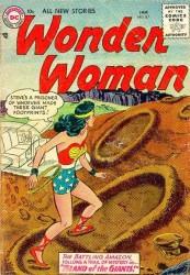 Wonder Woman #87