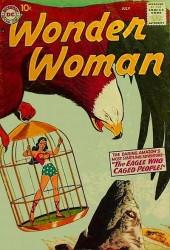 Wonder Woman #91