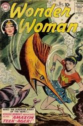 Wonder Woman #107