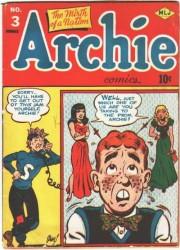 Archie Comics #3
