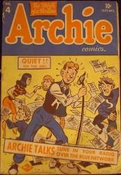 Archie Comics #4
