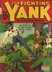 Fighting Yank #1