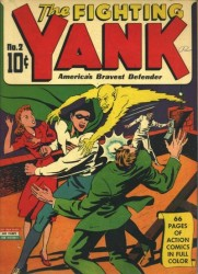 Fighting Yank #2