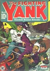 Fighting Yank #4