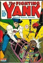 Fighting Yank #6