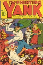 Fighting Yank #17