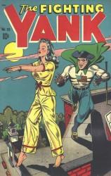 Fighting Yank #25