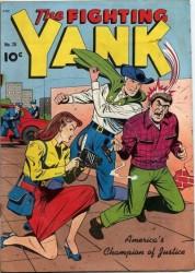 Fighting Yank #28