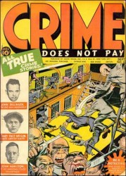 Crime Does Not Pay #23