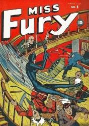 Miss Fury #1