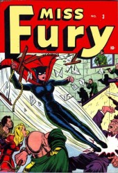 Miss Fury #3