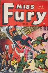 Miss Fury #5