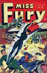 Miss Fury #6