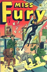 Miss Fury #8
