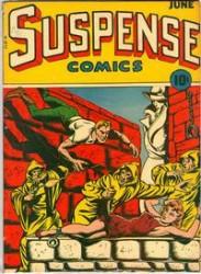 Suspense Comics #4