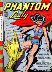 Phantom Lady #13