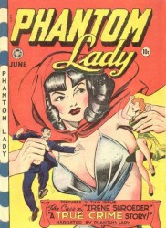Phantom Lady #18