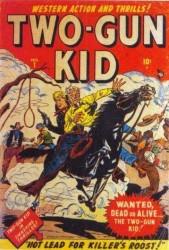 Two-Gun Kid #1