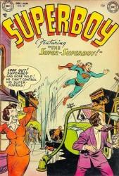 Superboy #23