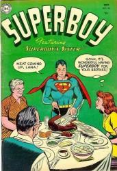 Superboy #36